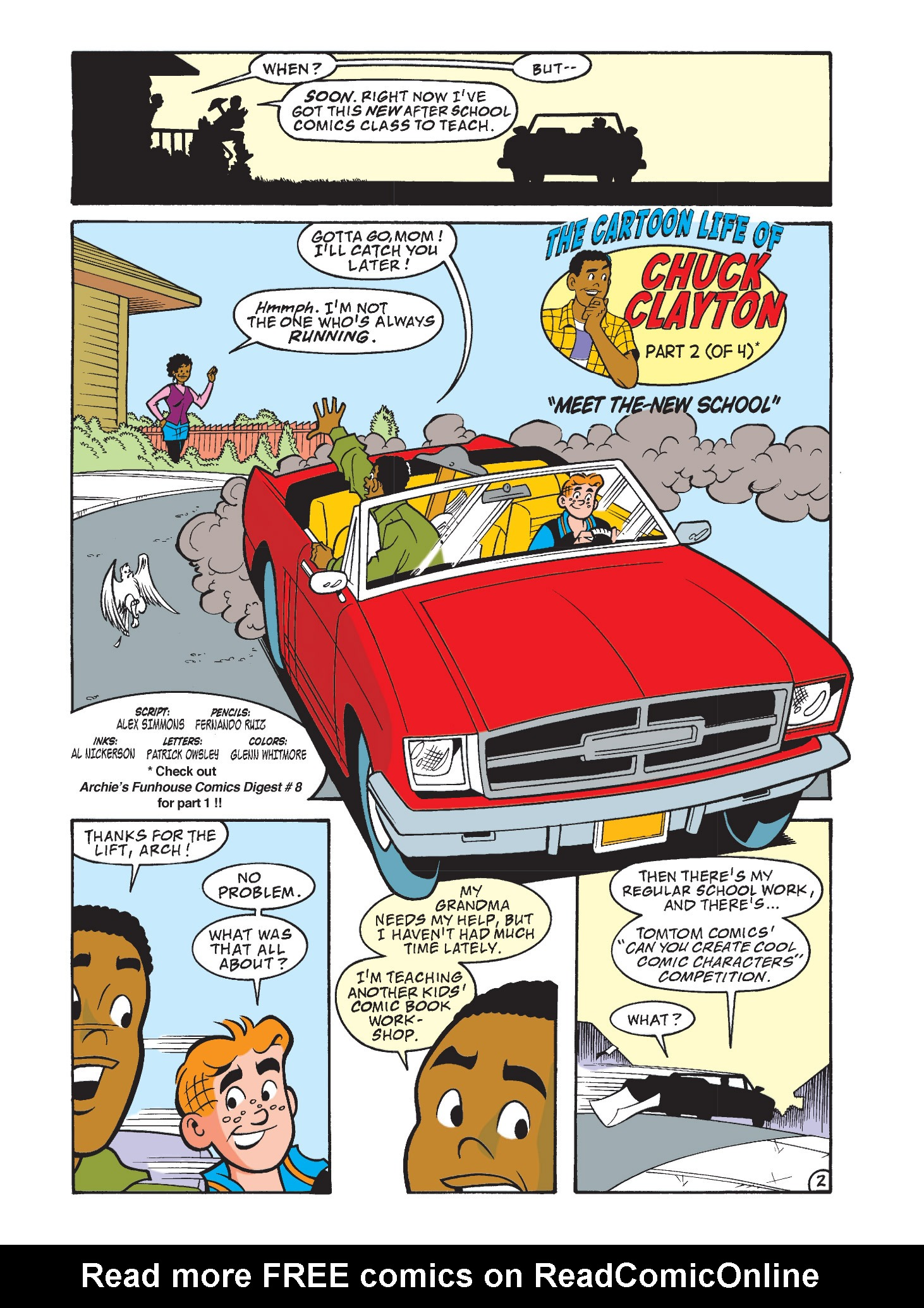 Read online Archie's Funhouse Double Digest comic -  Issue #9 - 37