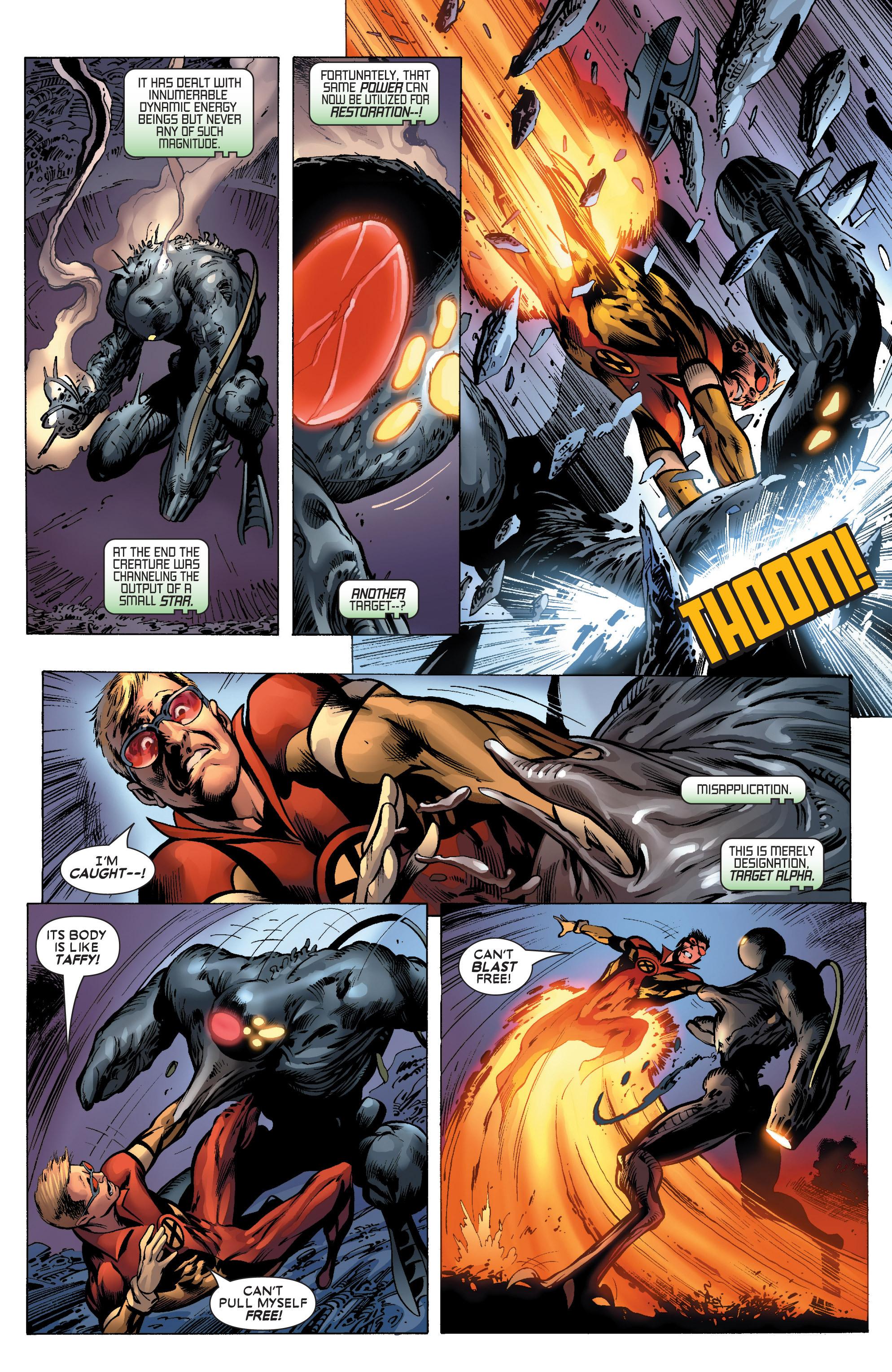 Read online Uncanny X-Men (1963) comic -  Issue #445 - 23