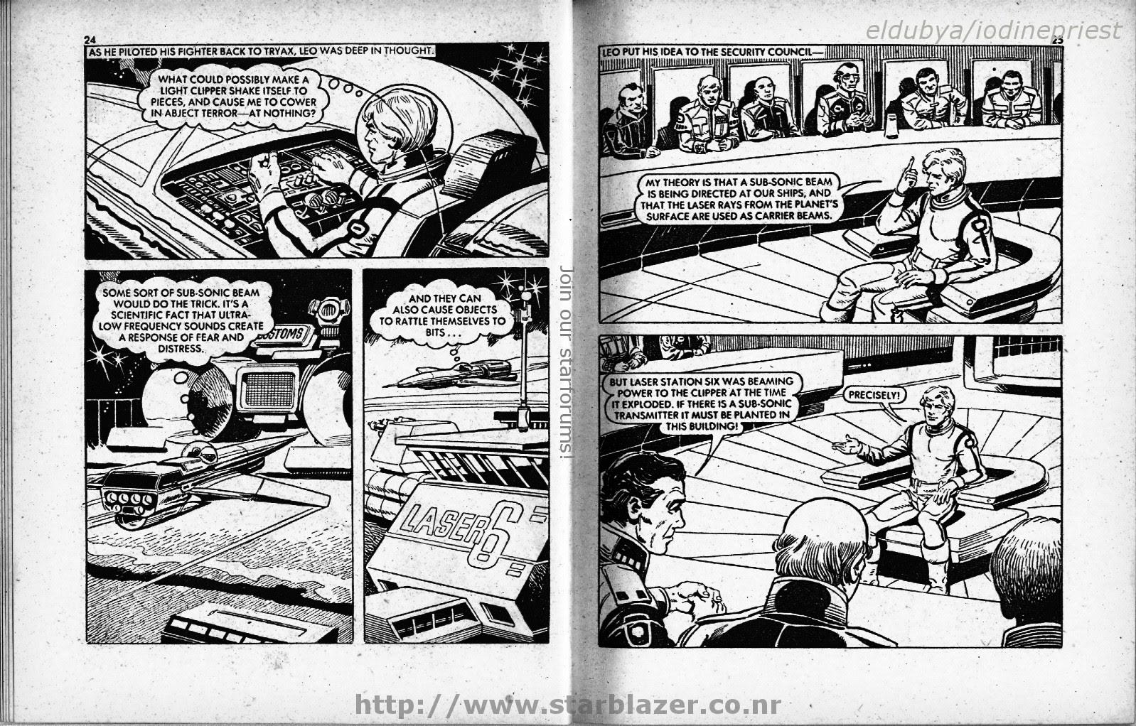 Starblazer issue 73 - Page 15