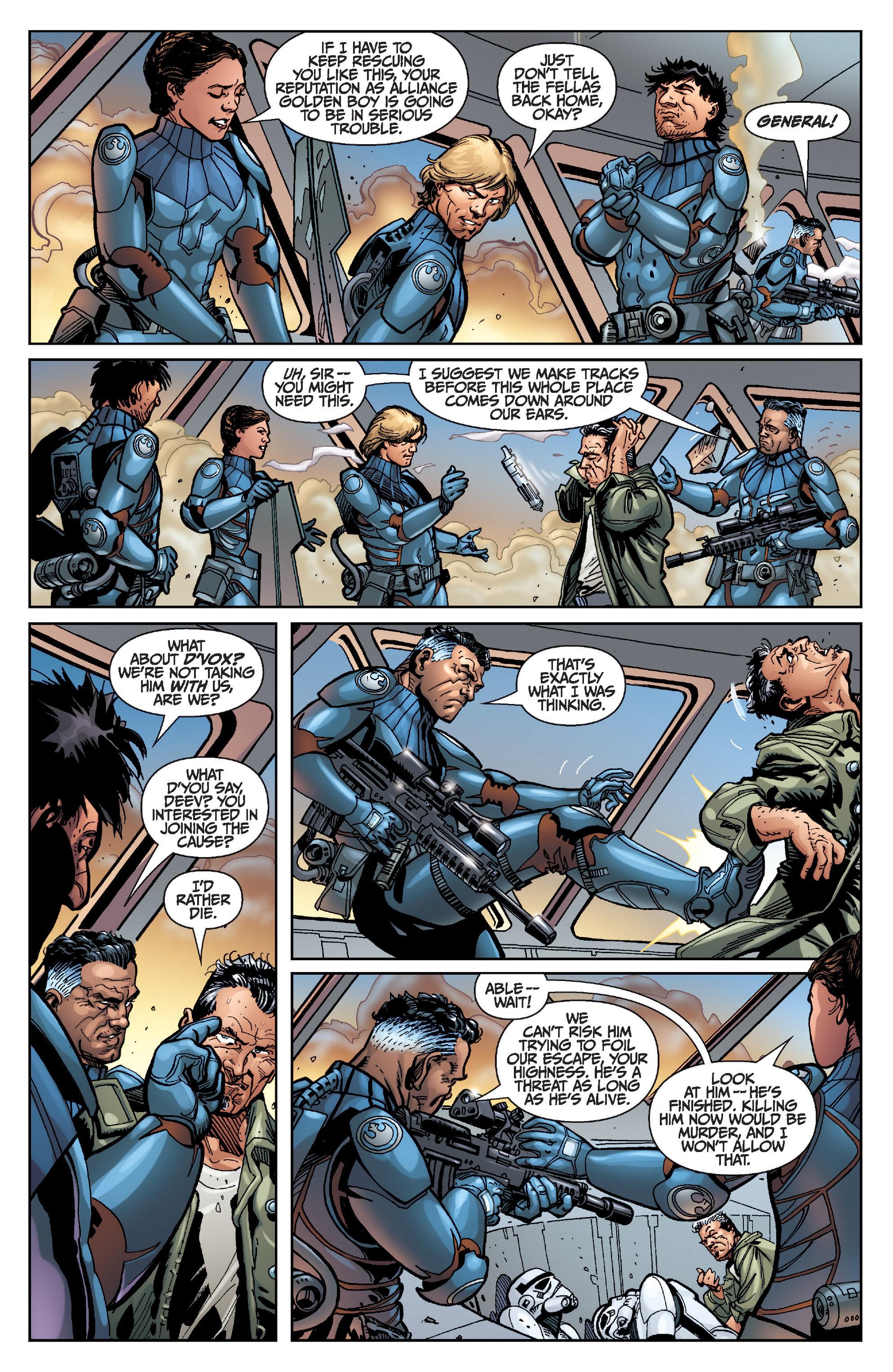 Read online Star Wars Omnibus comic -  Issue # Vol. 20 - 376