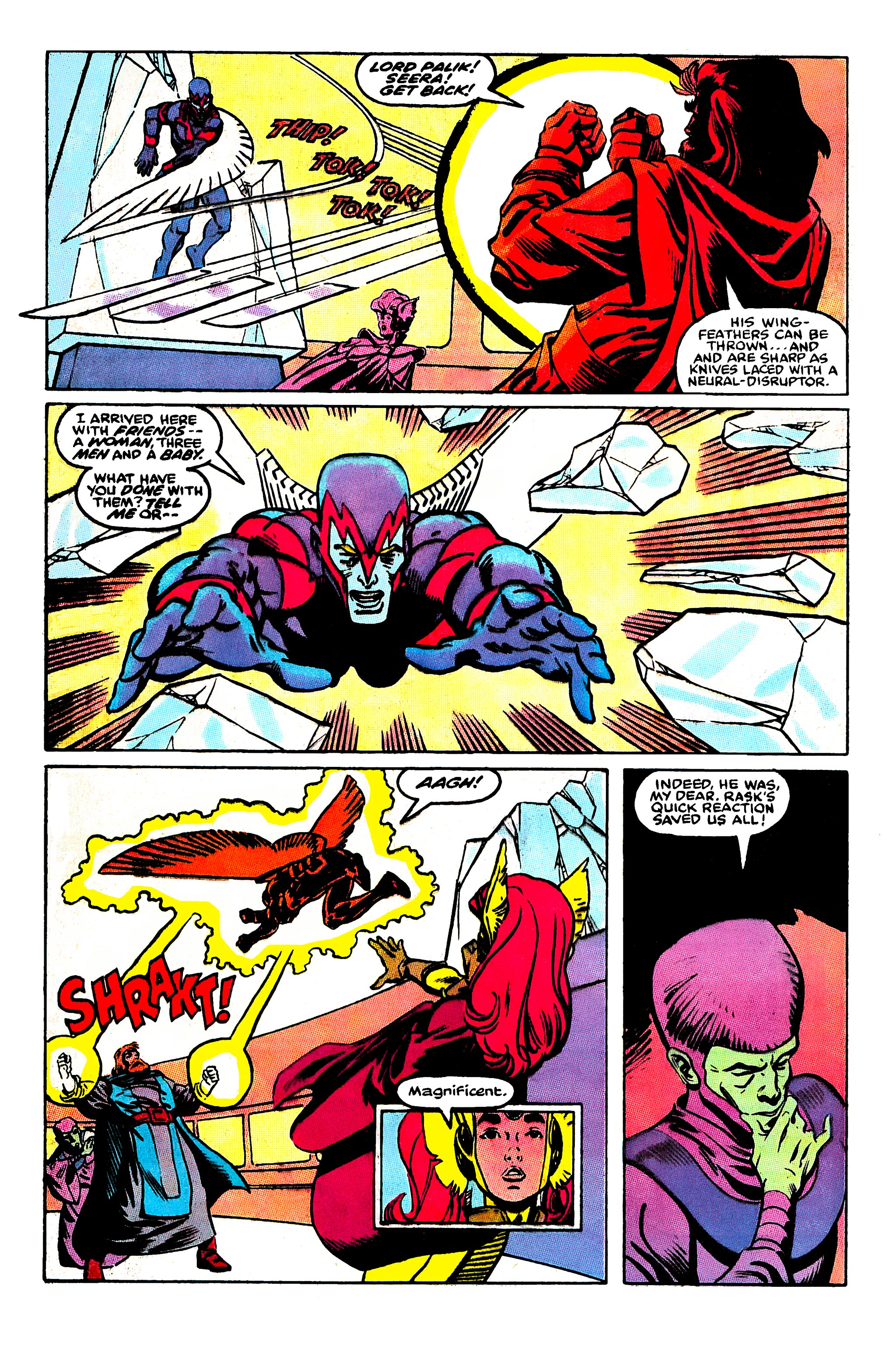 Read online X-Factor (1986) comic -  Issue #44 - 9