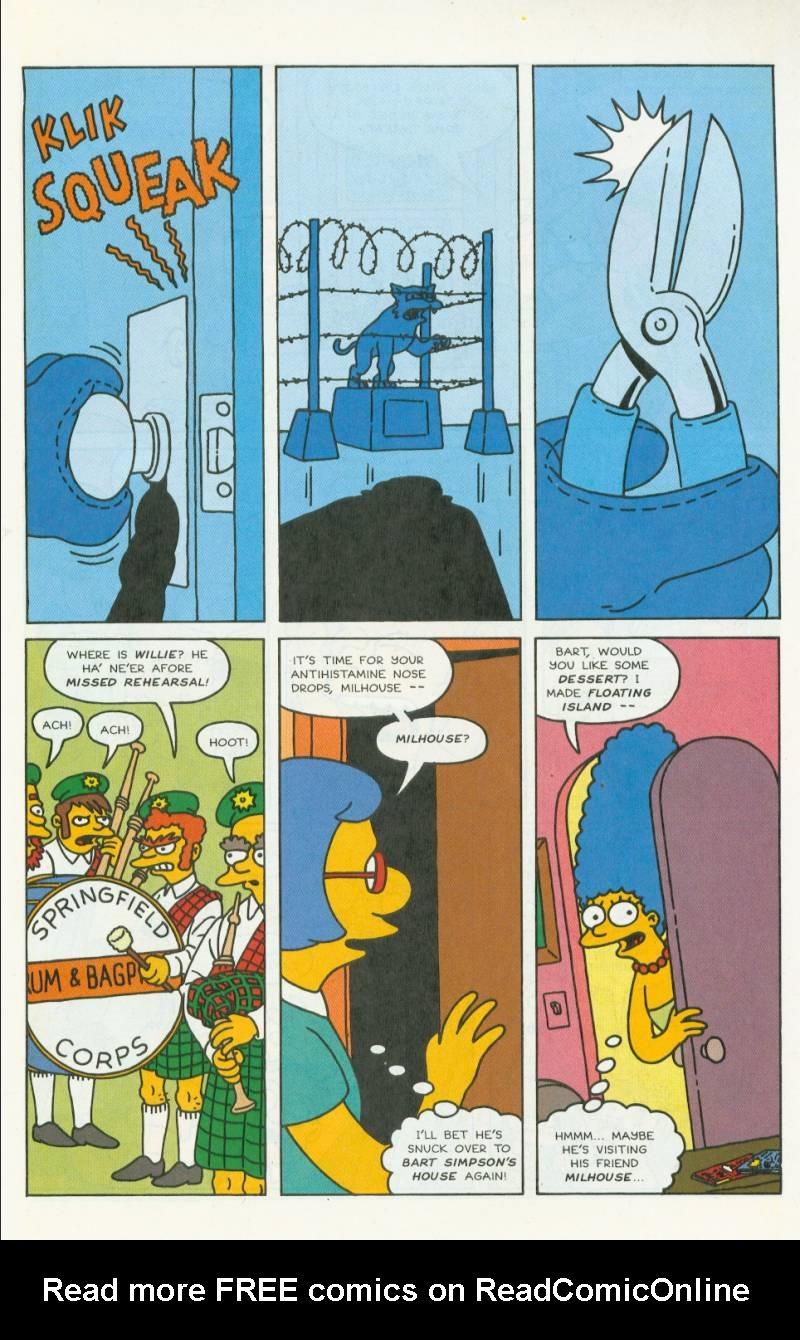 Read online Simpsons Comics comic -  Issue #3 - 6