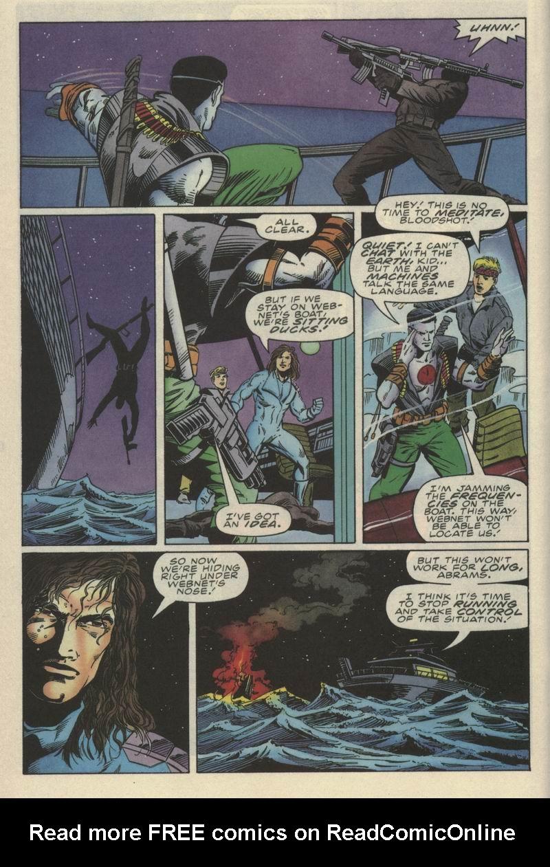 Read online Secret Weapons comic -  Issue #9 - 11