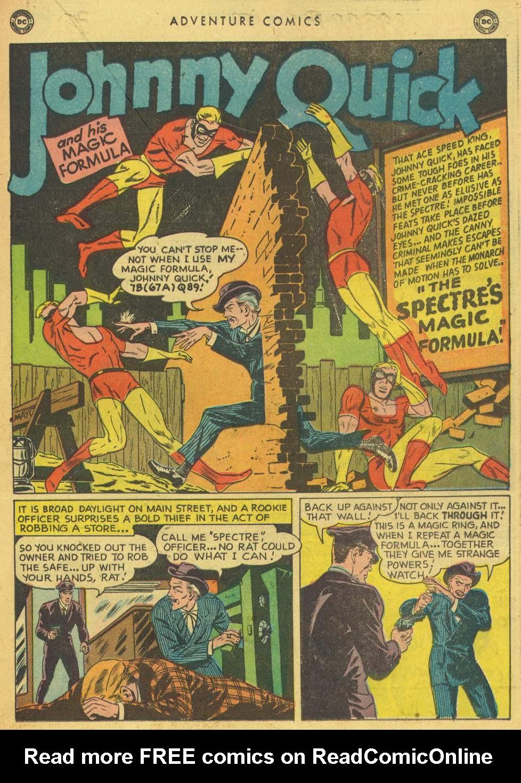 Read online Adventure Comics (1938) comic -  Issue #150 - 21