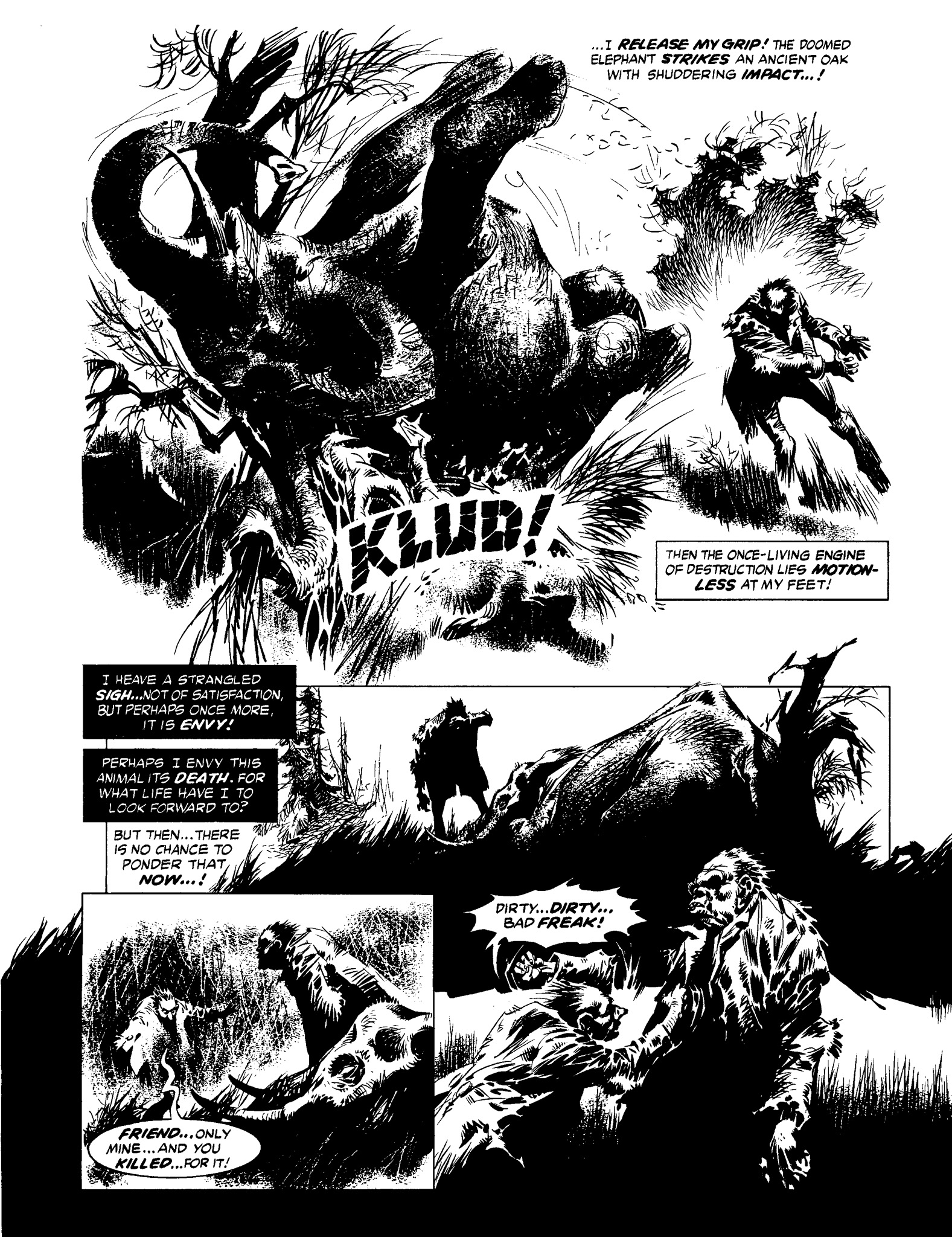 Read online Eerie Archives comic -  Issue # TPB 13 - 122