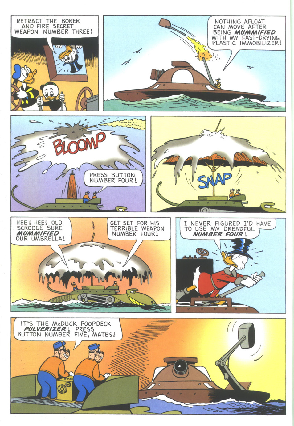 Read online Uncle Scrooge (1953) comic -  Issue #349 - 12