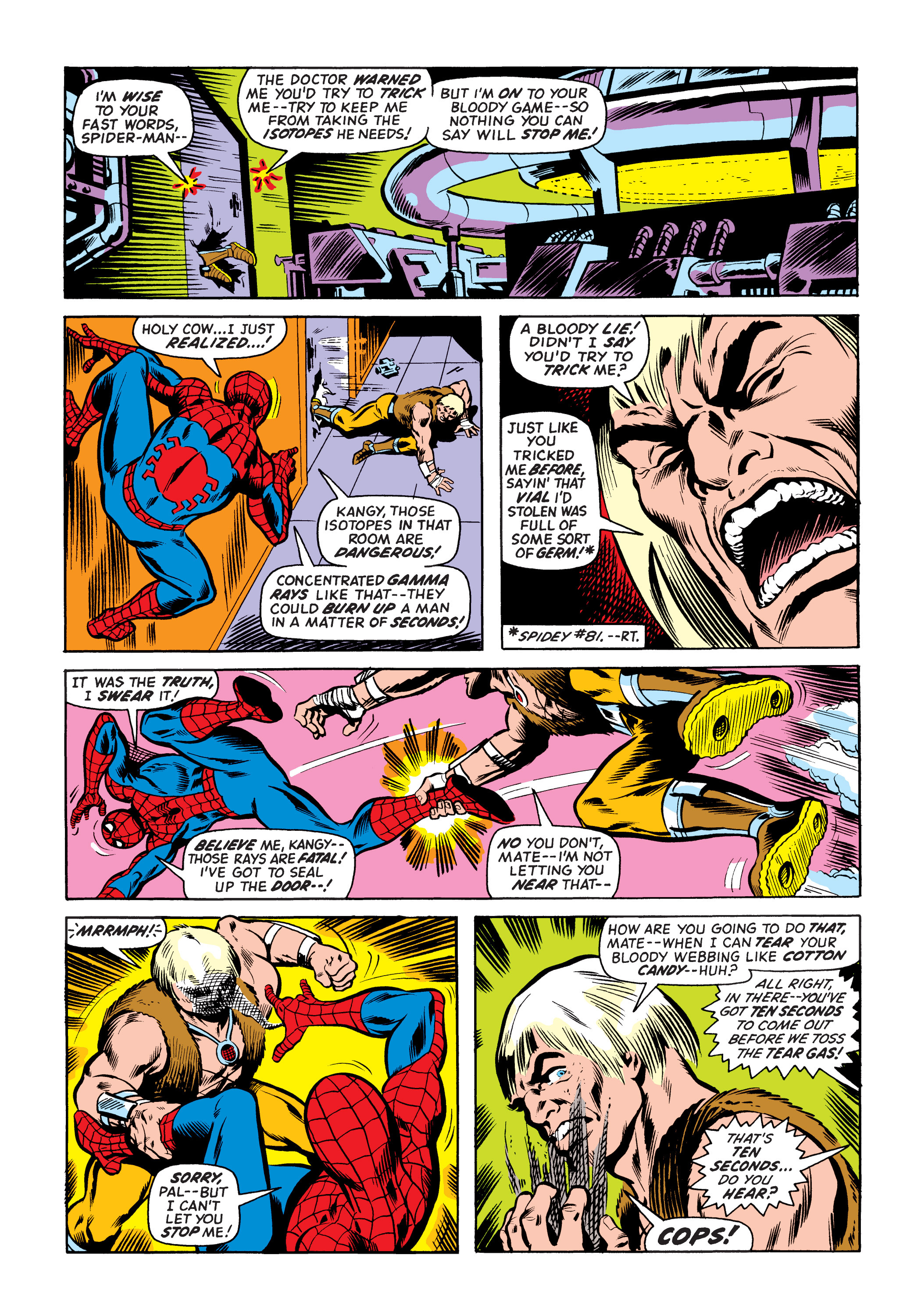 The Amazing Spider-Man (1963) 126 Page 16
