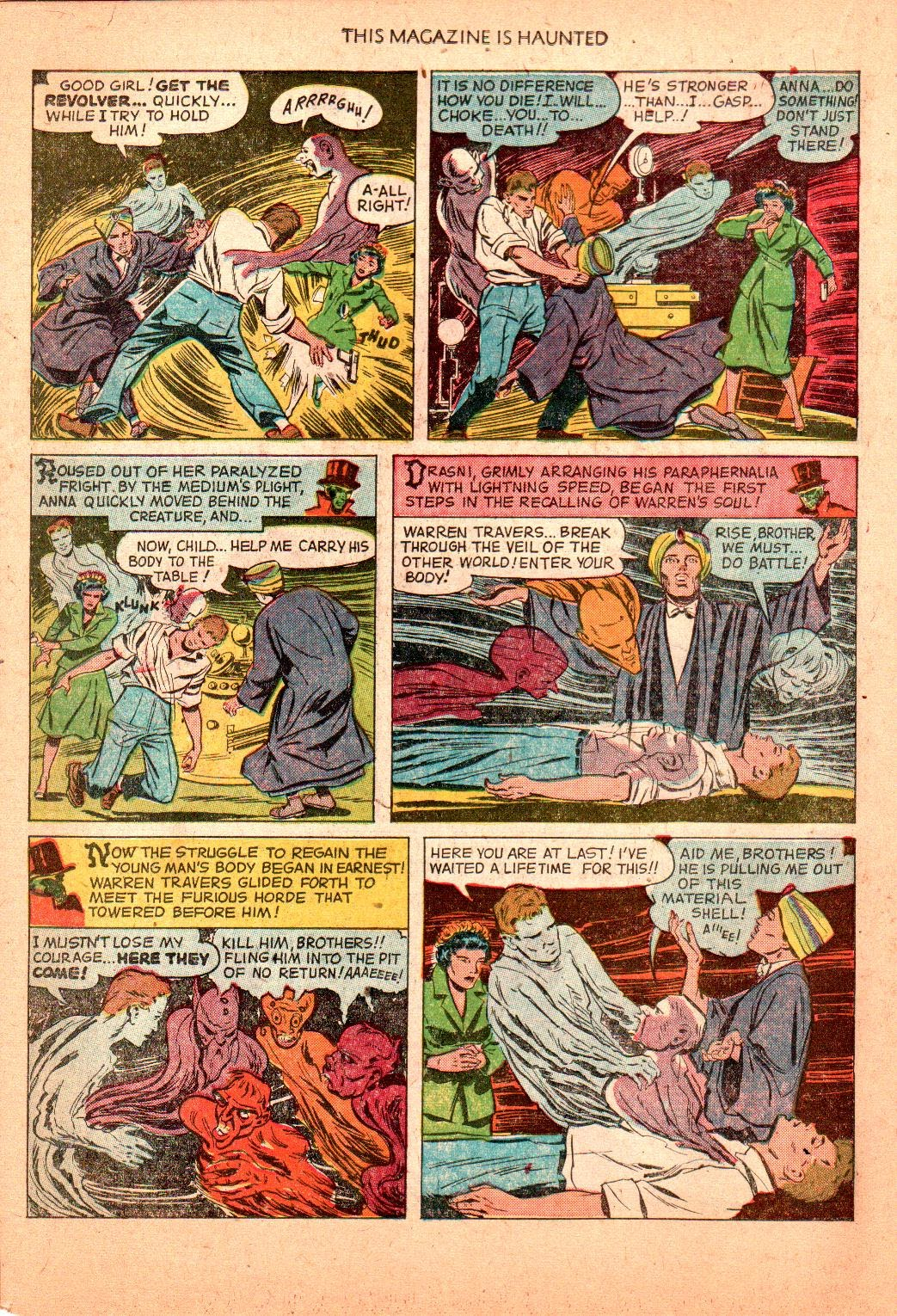 Read online This Magazine Is Haunted comic -  Issue #4 - 22