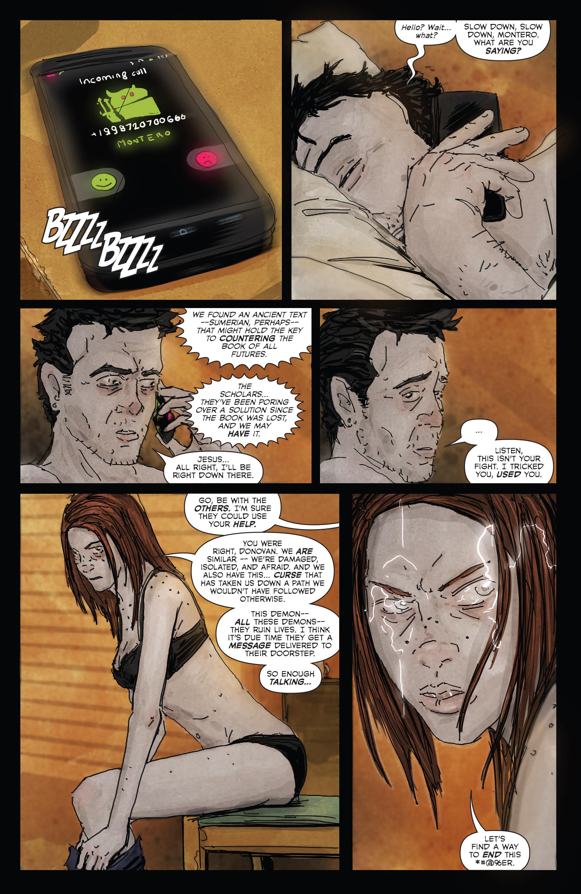 Read online Hoax Hunters (2012) comic -  Issue # TPB 3 - 61