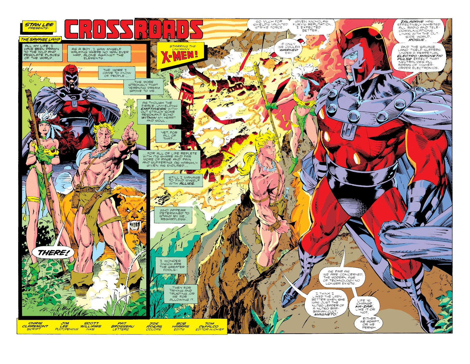 Uncanny X-Men (1963) issue 274 - Page 3