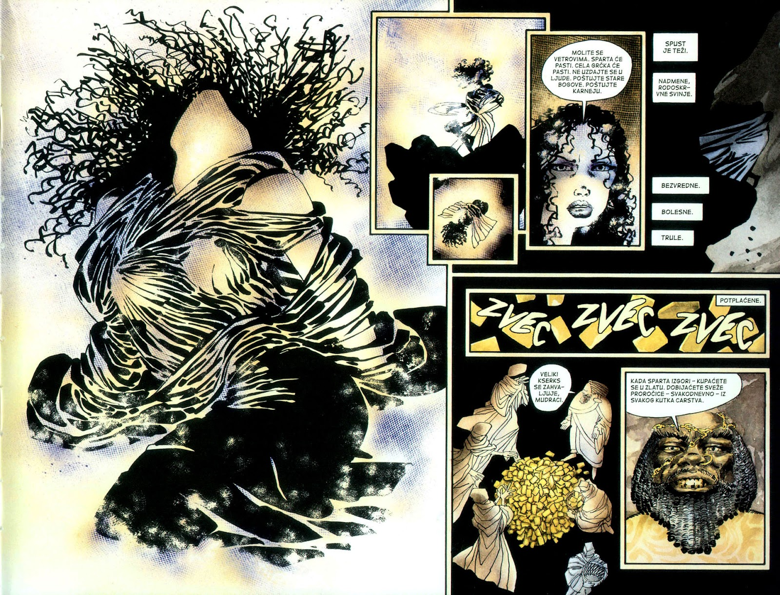 Read online 300 (2007) comic -  Issue # TPB - 26