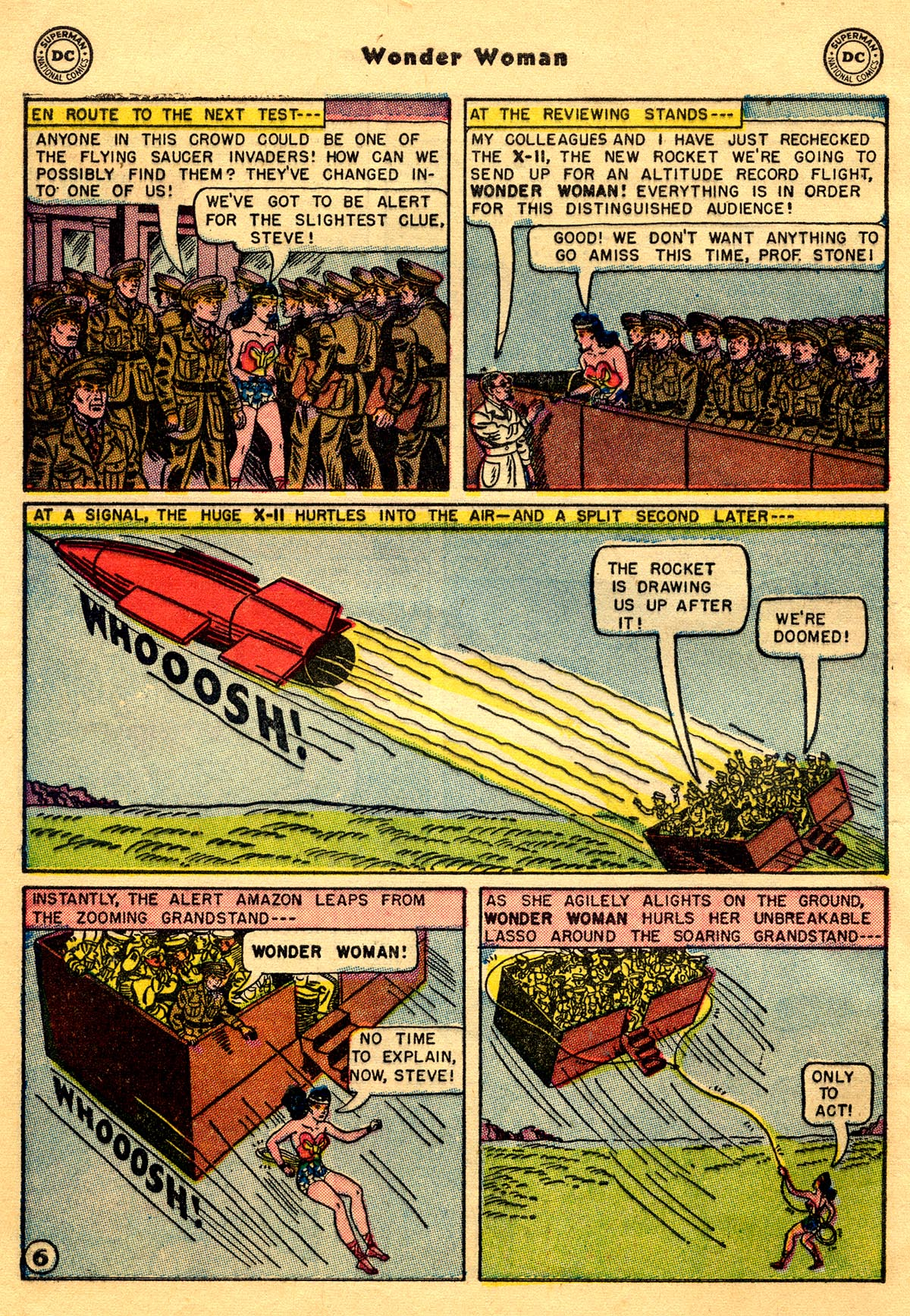 Read online Wonder Woman (1942) comic -  Issue #68 - 8
