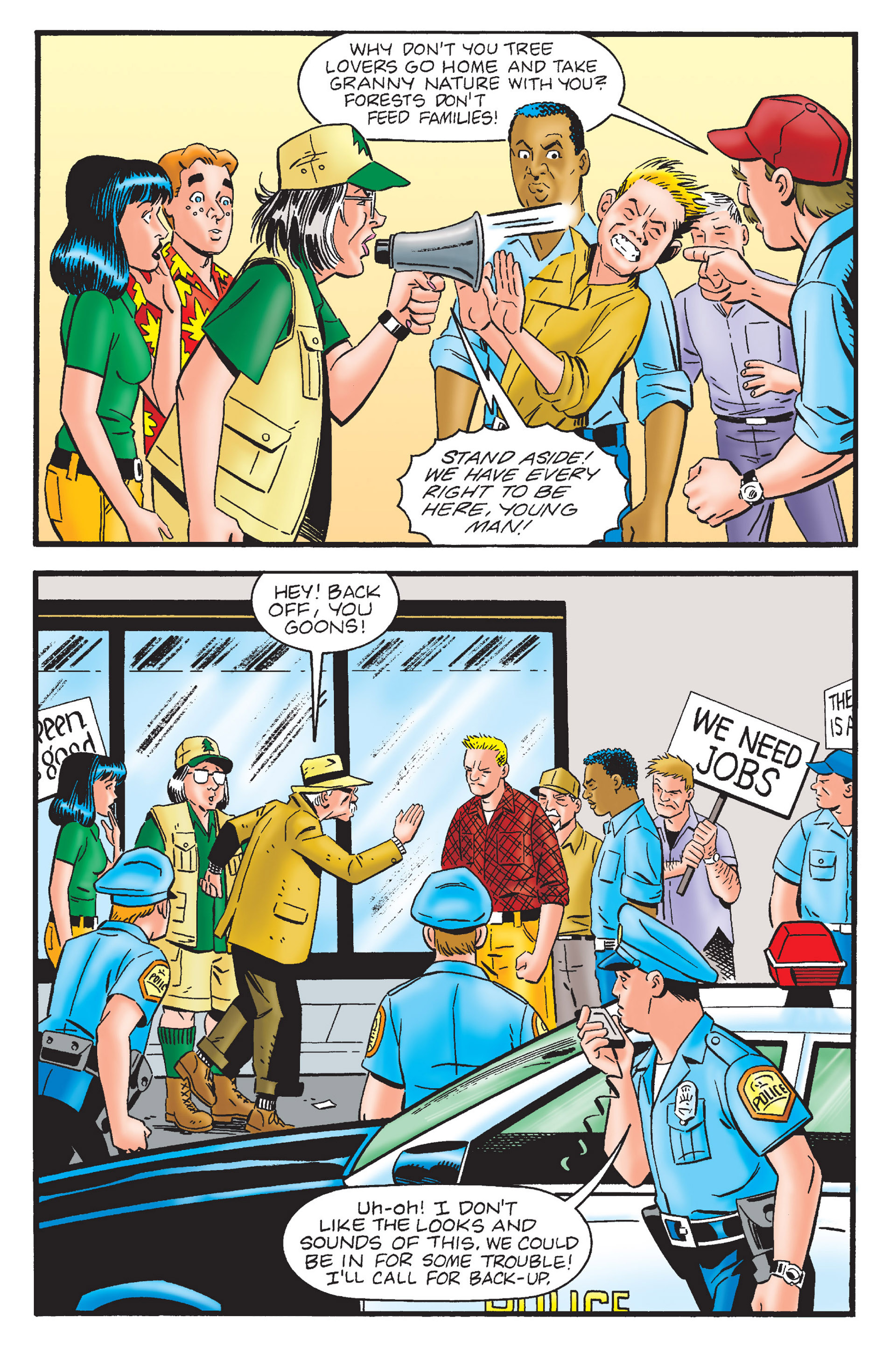 Read online Archie's New Look Series comic -  Issue #4 - 85