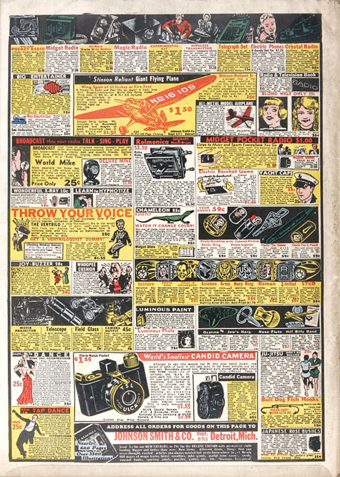 Read online Adventure Comics (1938) comic -  Issue #26 - 70