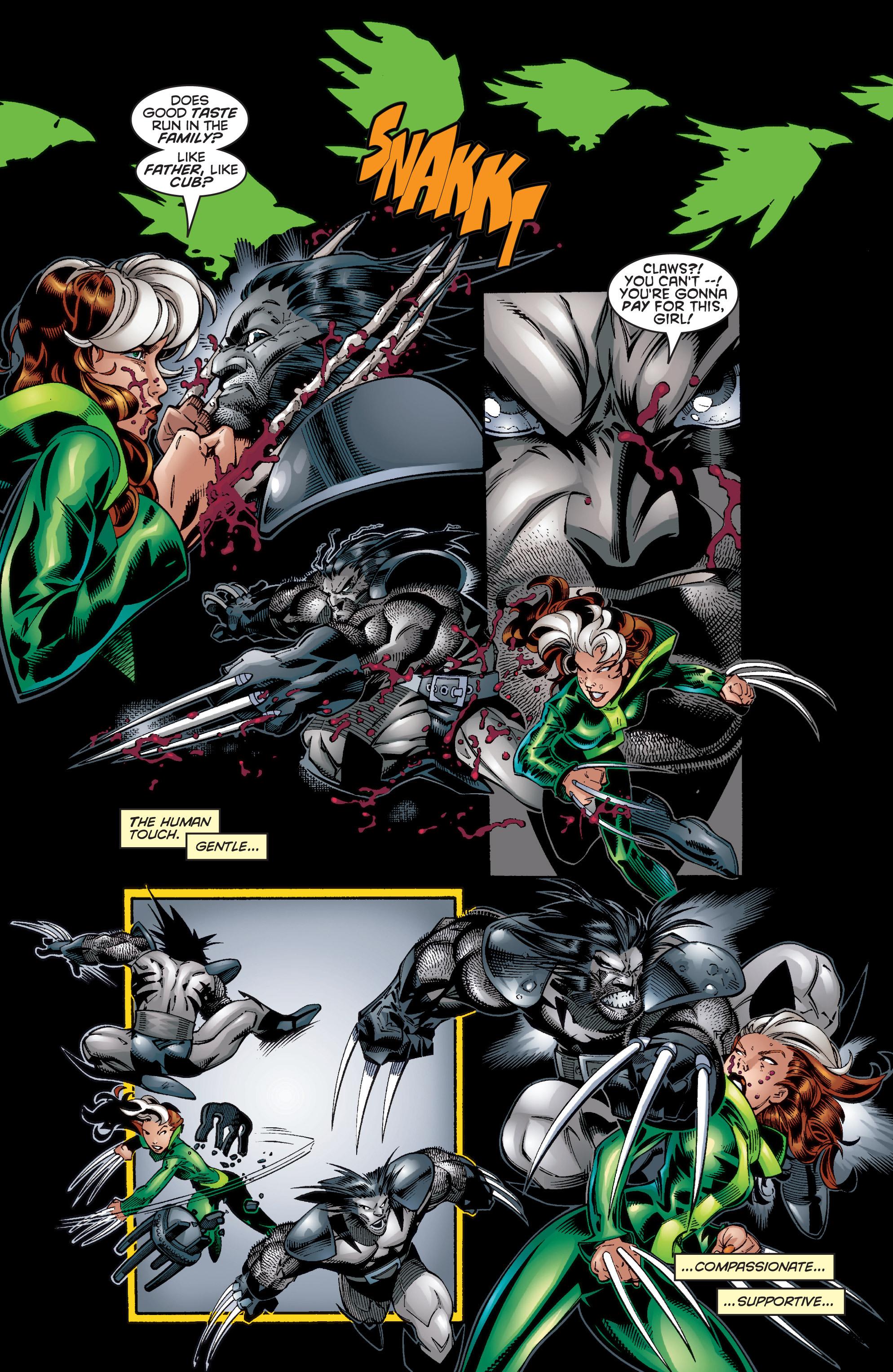 Read online Uncanny X-Men (1963) comic -  Issue #353 - 5
