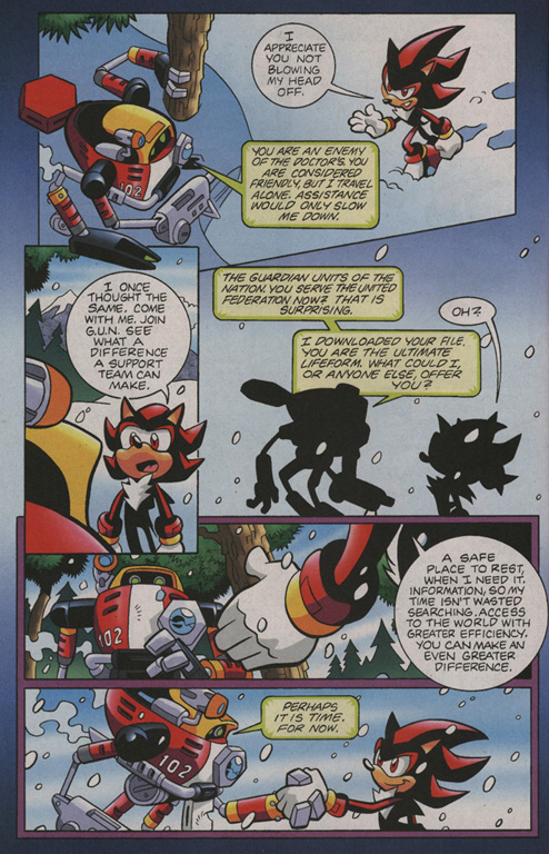 Read online Sonic Universe comic -  Issue #3 - 9