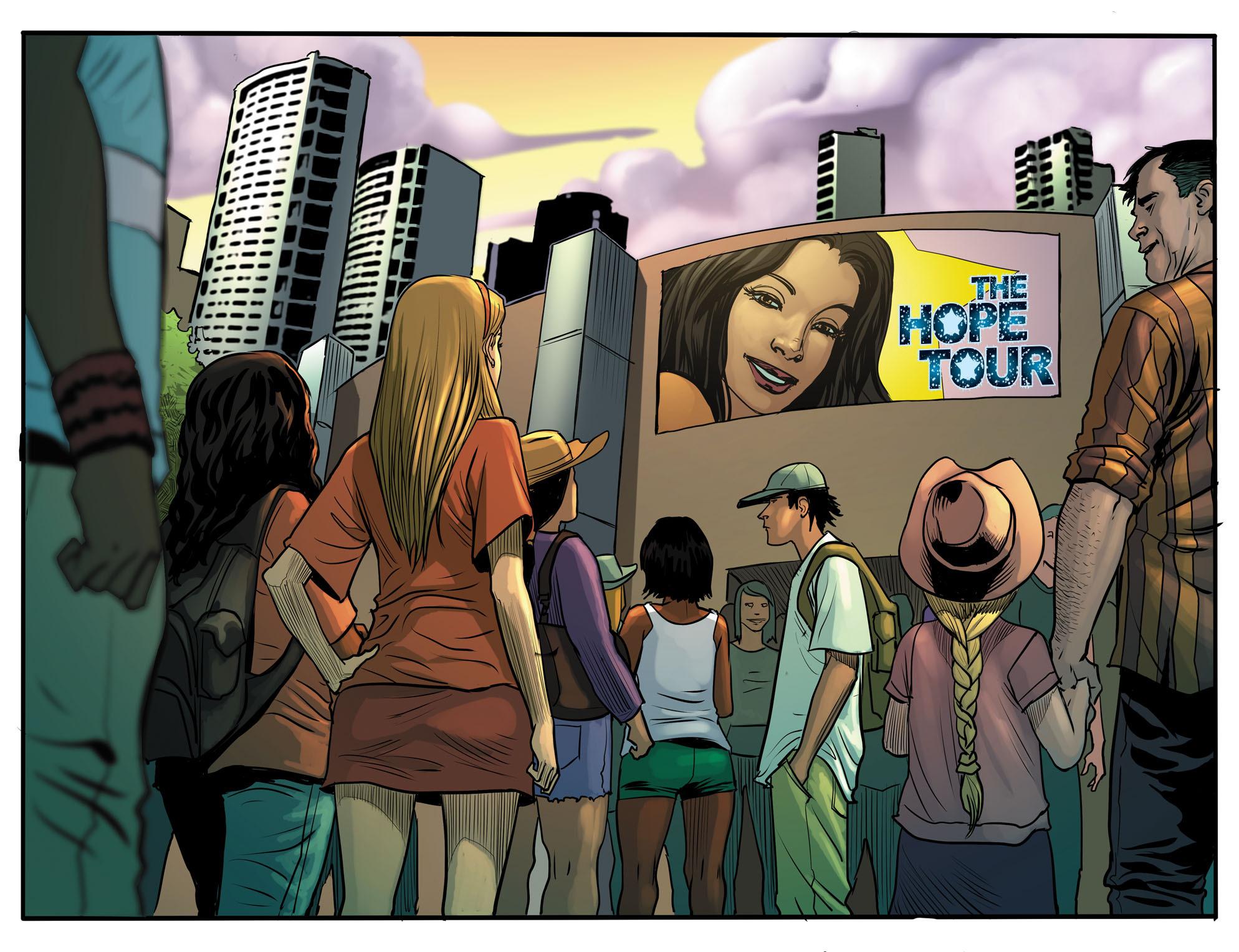 Read online Sensation Comics Featuring Wonder Woman comic -  Issue #29 - 5