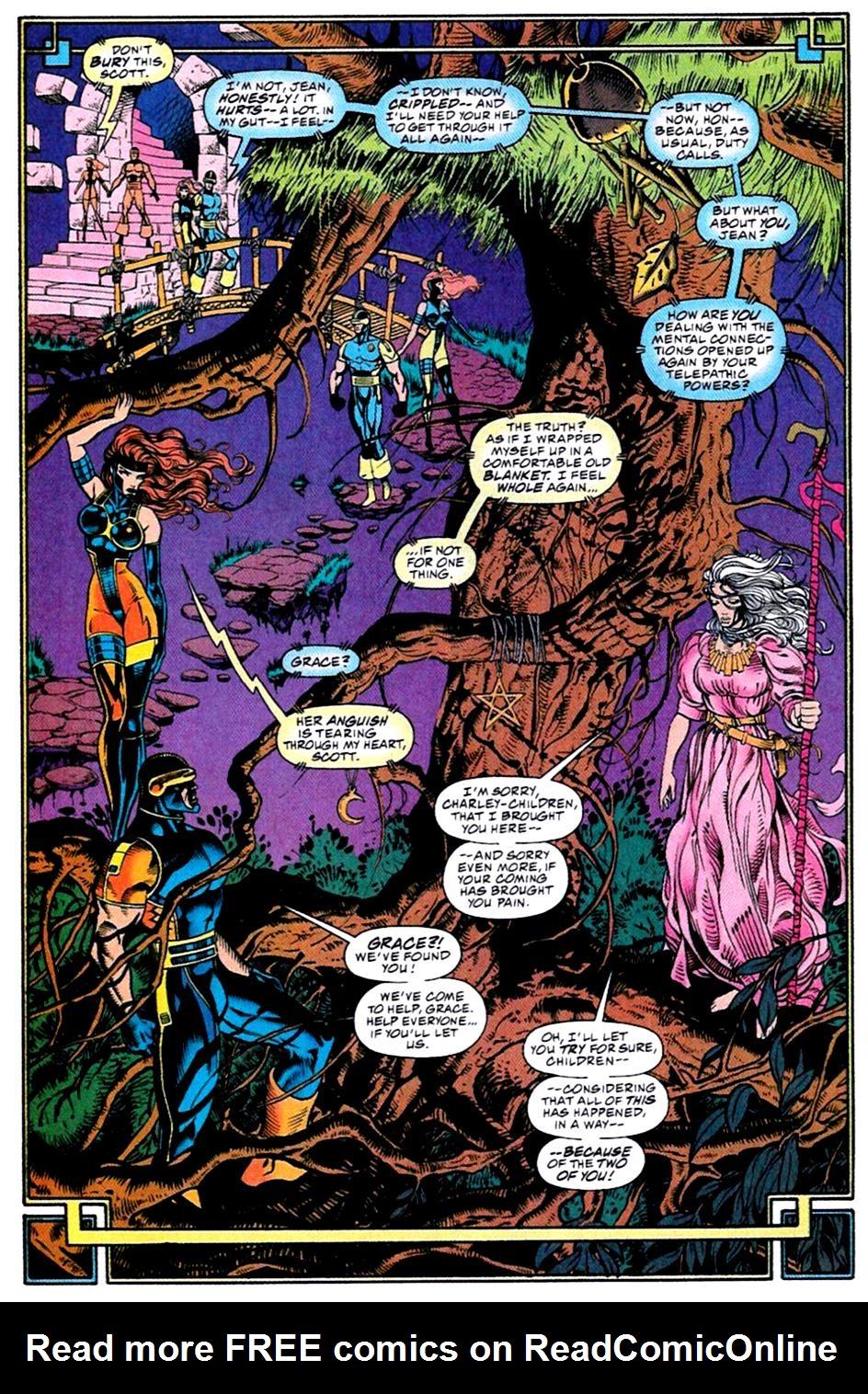 X-Men (1991) 35 Page 10
