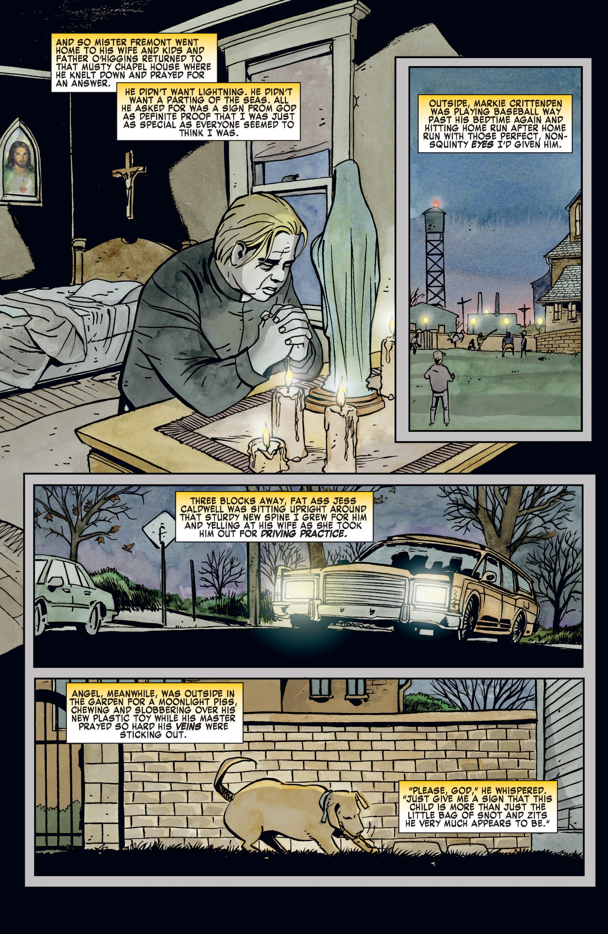 Read online American Jesus comic -  Issue # TPB - 64