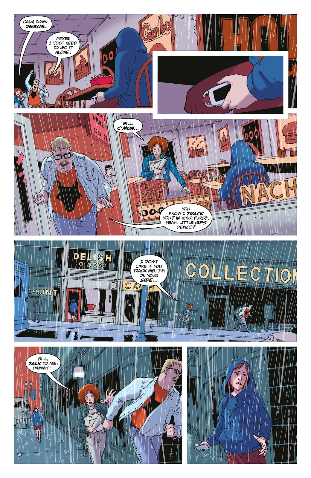 Read online She Could Fly comic -  Issue # _TPB - 94