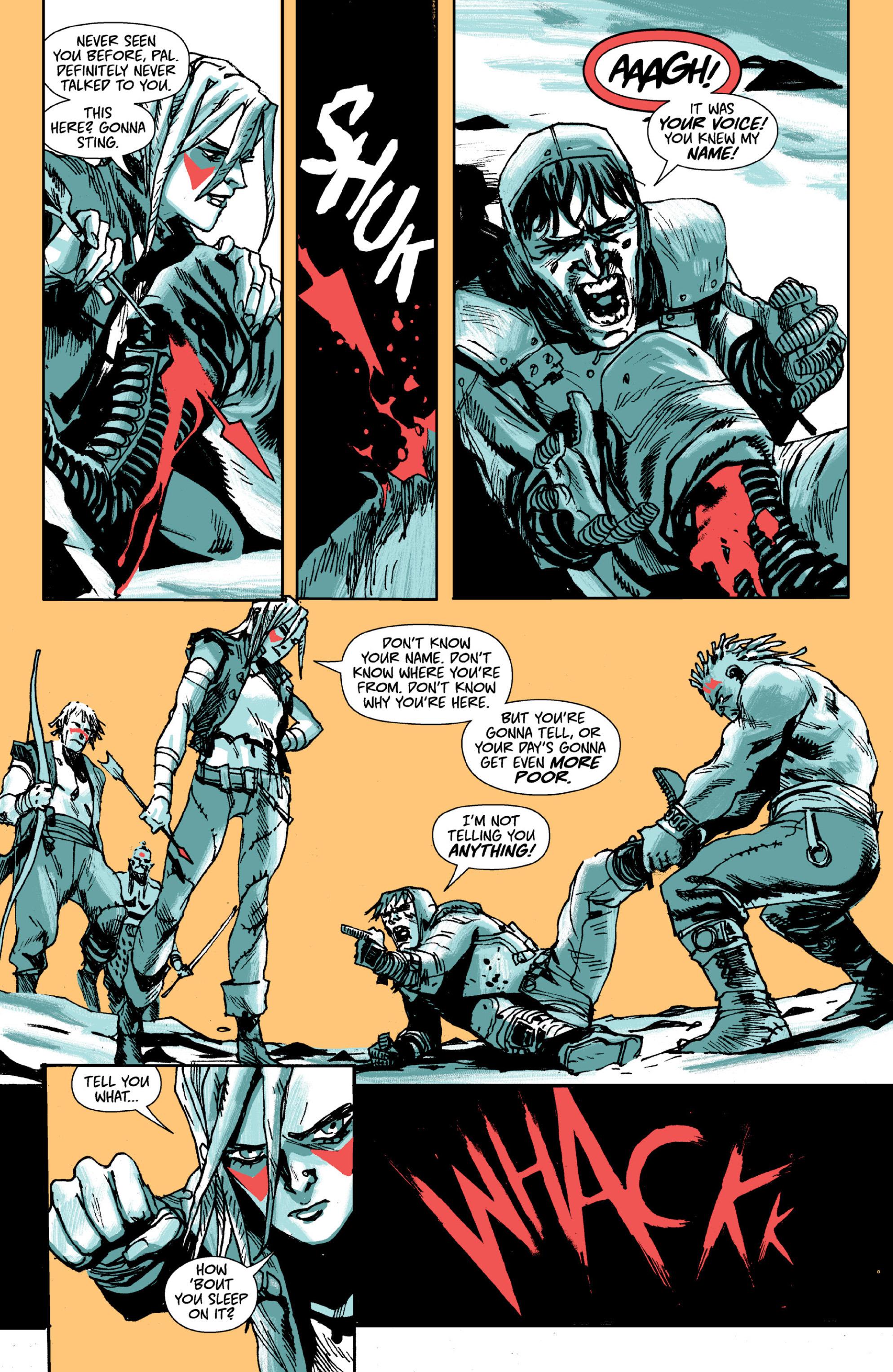 Read online Ei8ht comic -  Issue # TPB - 20