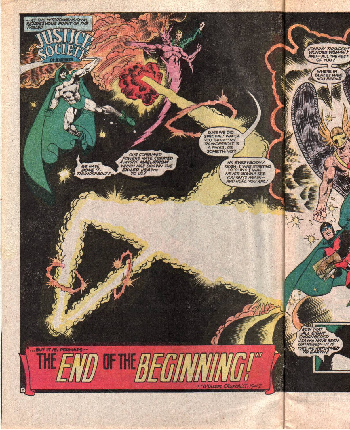 Read online All-Star Squadron comic -  Issue #60 - 4