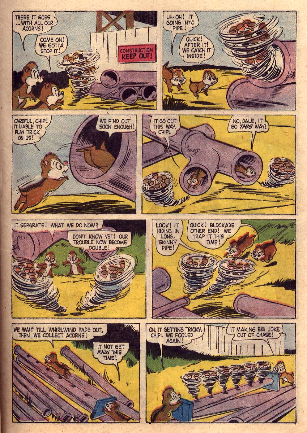 Walt Disney's Comics and Stories issue 224 - Page 21