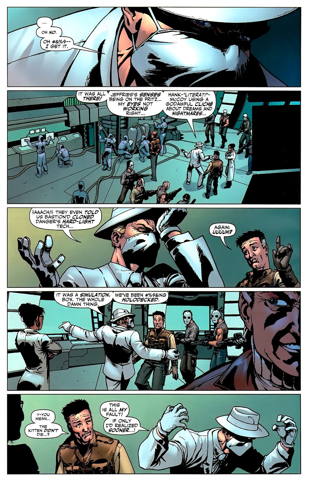 Read online X-Men: Second Coming Revelations comic -  Issue # TPB (Part 1) - 64