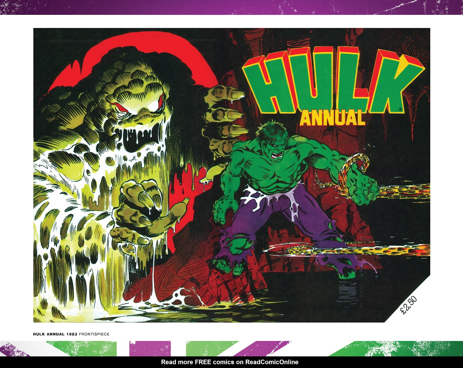 Read online Hulk: From The Marvel UK Vaults comic -  Issue # TPB (Part 2) - 80