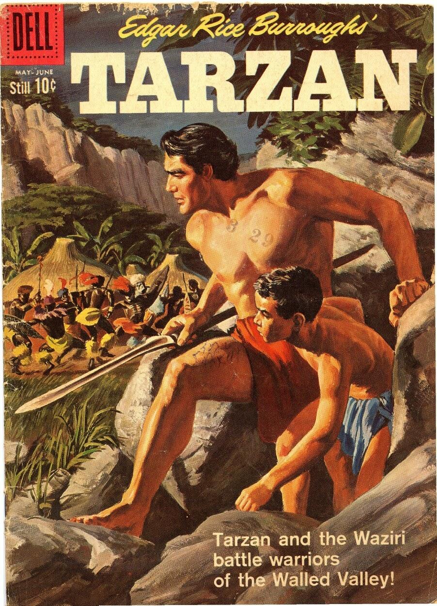 Tarzan (1948) issue 118 - Page 1