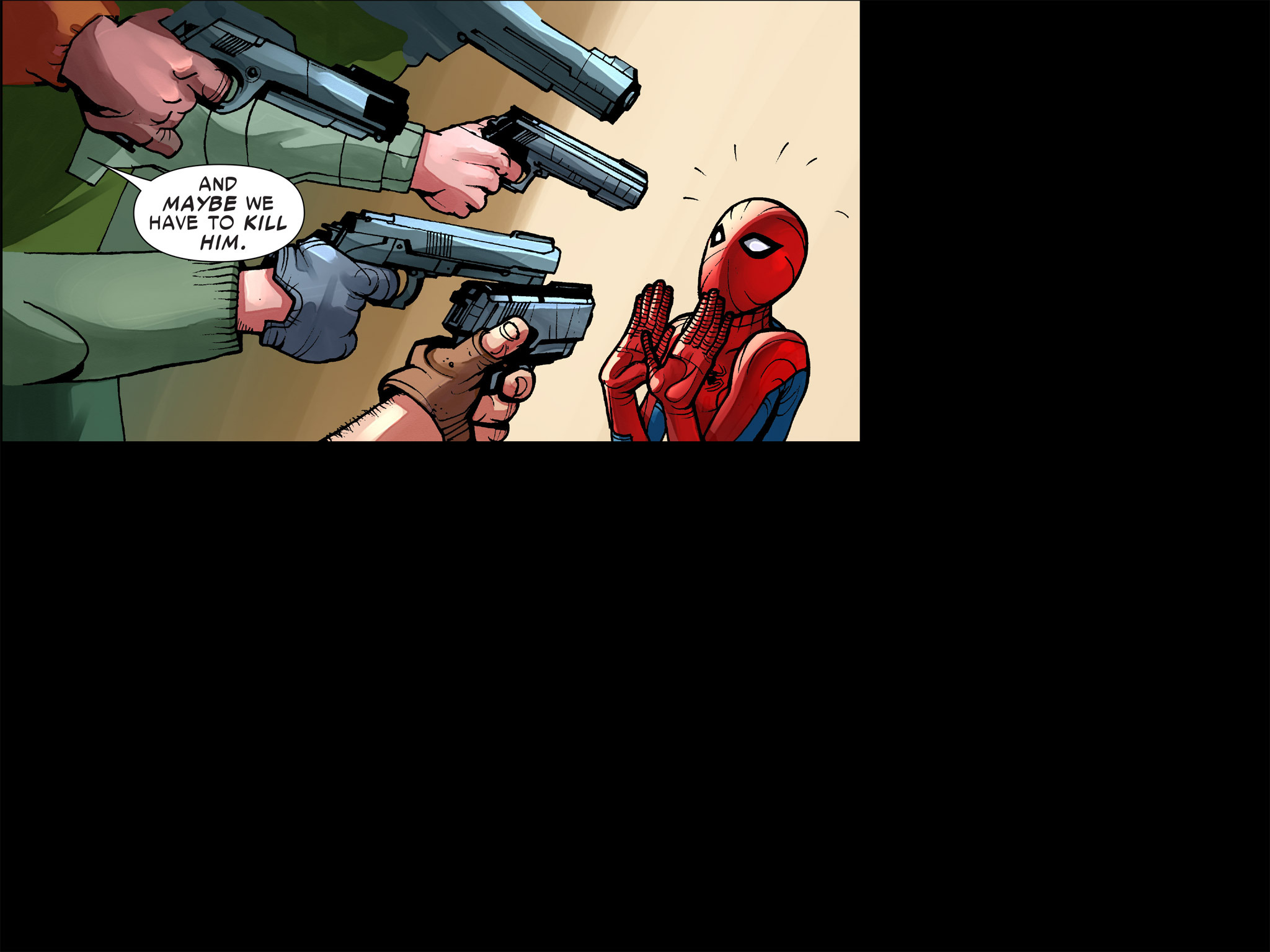 Read online Amazing Spider-Man: Who Am I? comic -  Issue # Full (Part 1) - 48