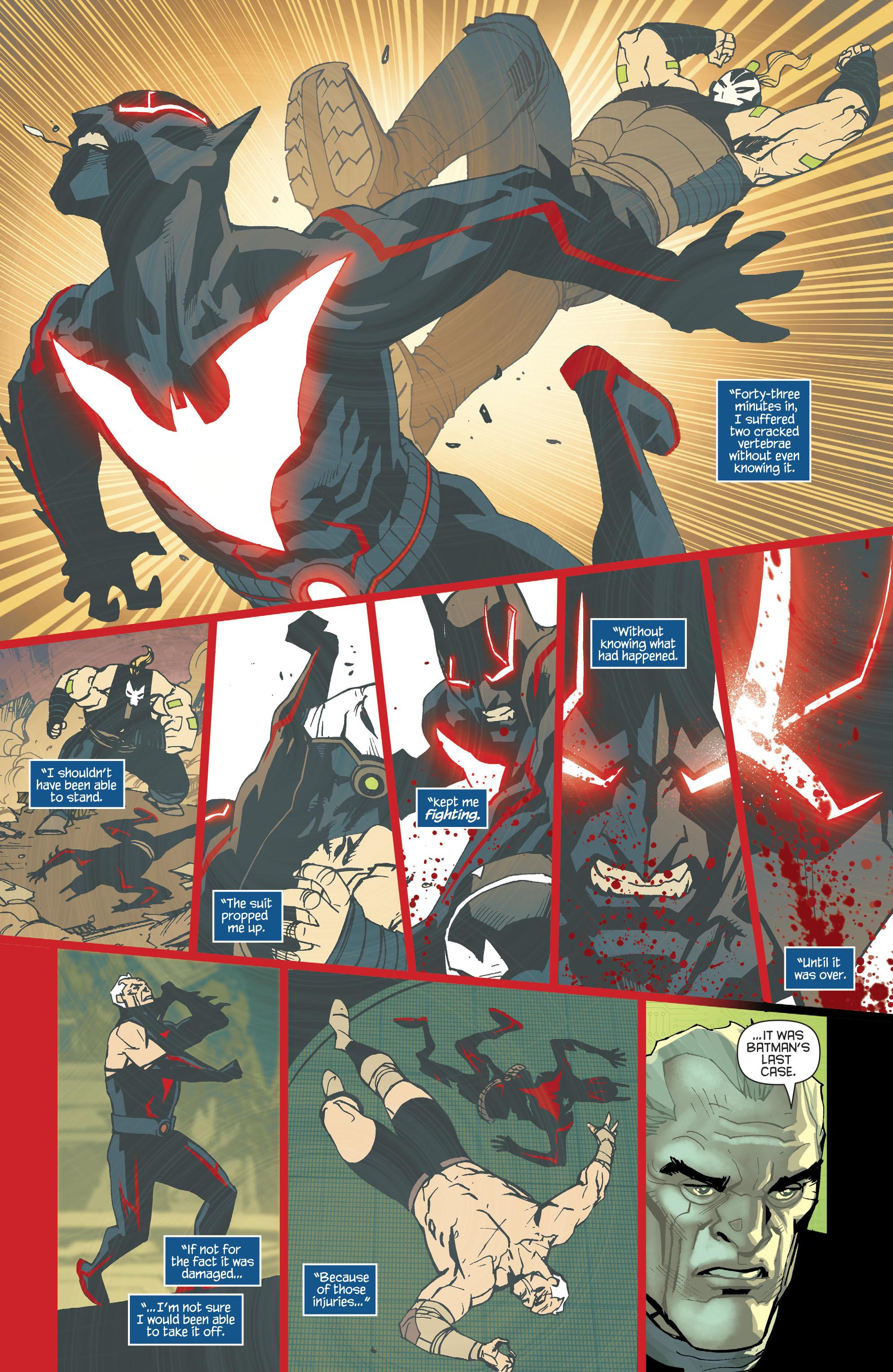 Read online Batman Beyond (2016) comic -  Issue #8 - 13