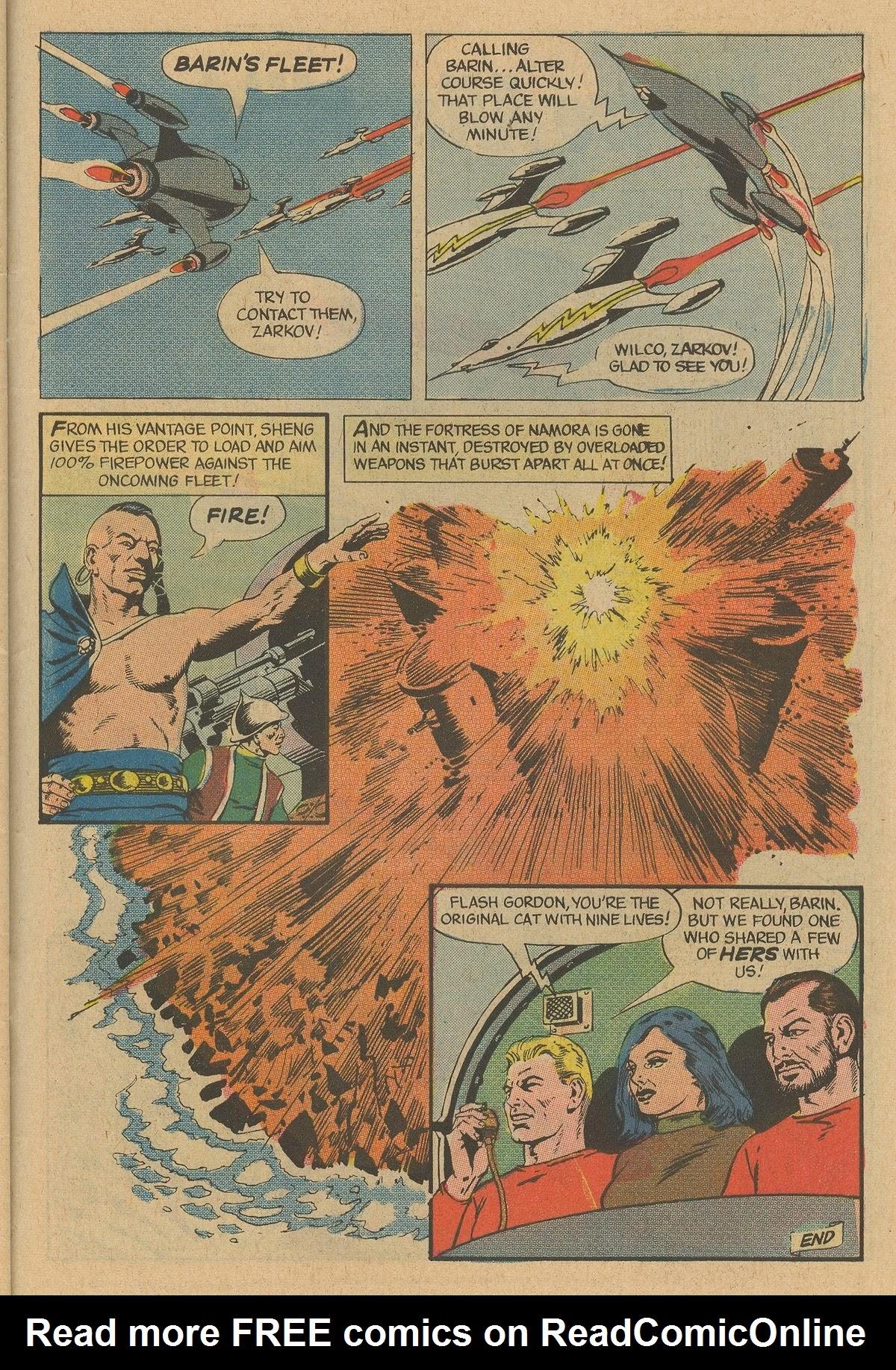 Flash Gordon (1969) issue 12 - Page 31