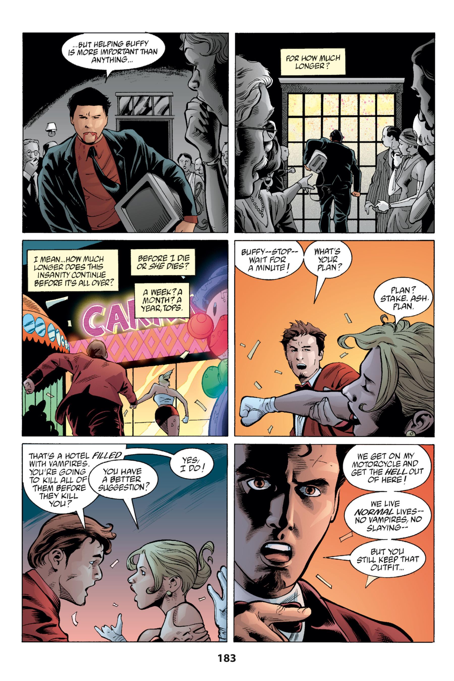 Read online Buffy the Vampire Slayer: Omnibus comic -  Issue # TPB 1 - 181