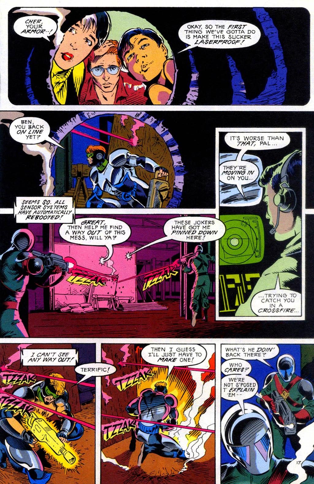 Read online Gunfire comic -  Issue #1 - 23