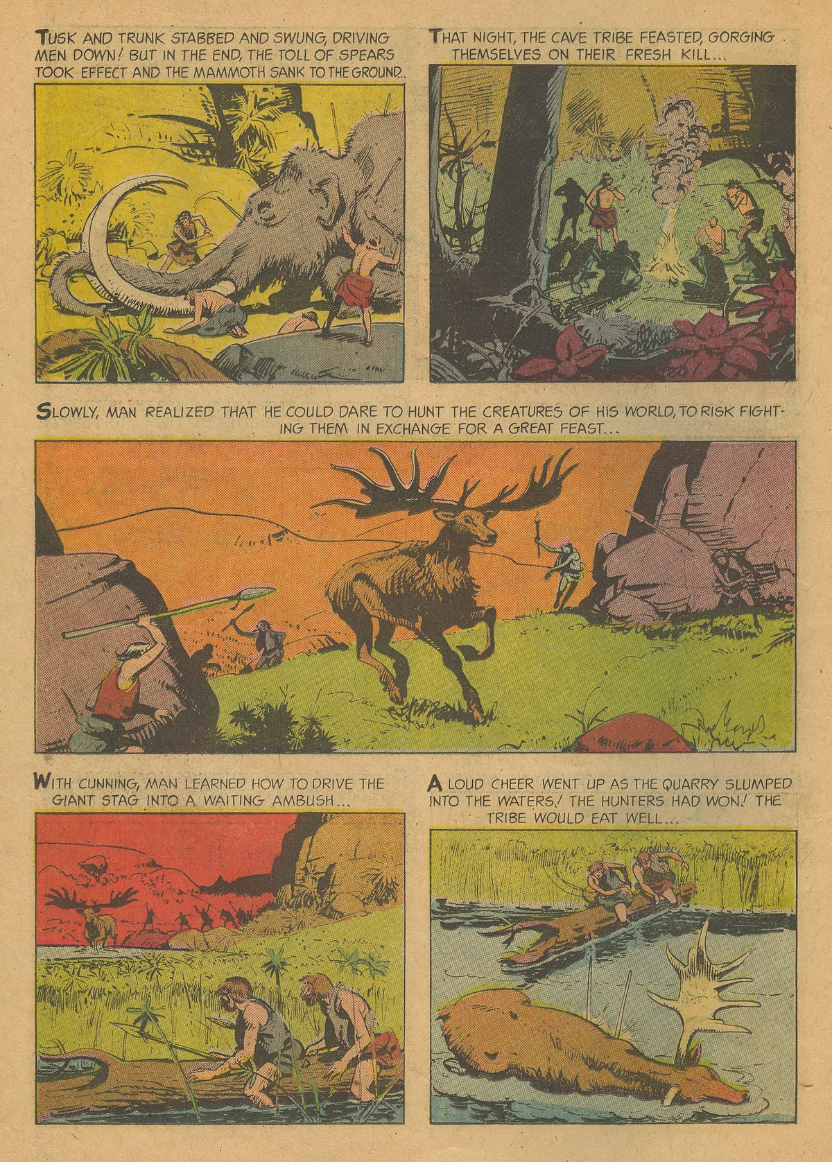 Read online Turok, Son of Stone comic -  Issue #37 - 18
