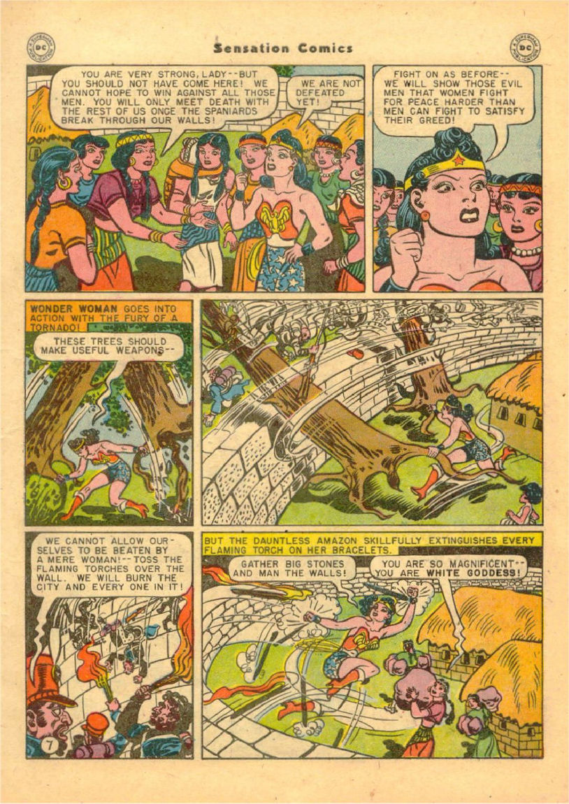 Read online Sensation (Mystery) Comics comic -  Issue #70 - 8