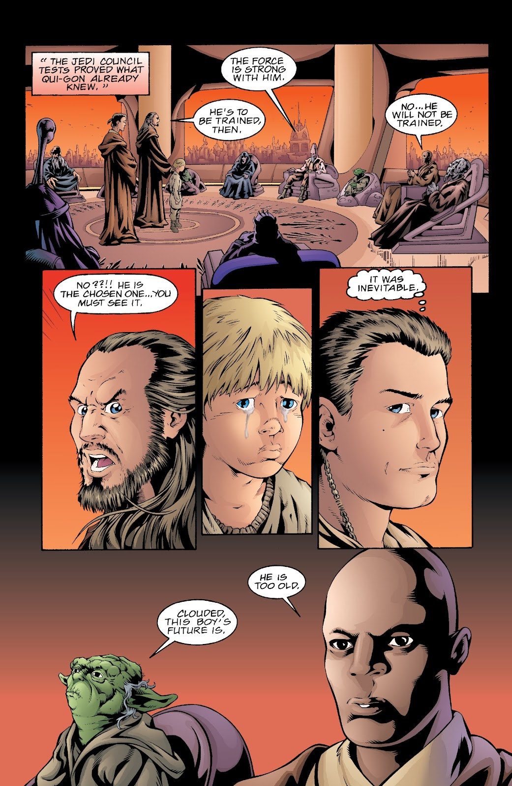 Read online Star Wars Legends: Rise of the Sith - Epic Collection comic -  Issue # TPB 2 (Part 5) - 37