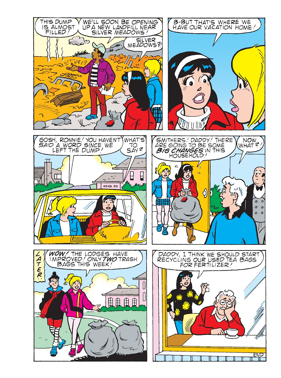 Betty and Veronica Double Digest issue 291 - Page 147
