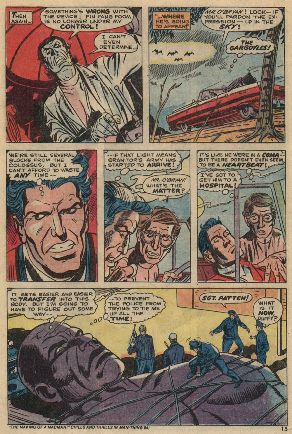 Read online Astonishing Tales (1970) comic -  Issue #23 - 10