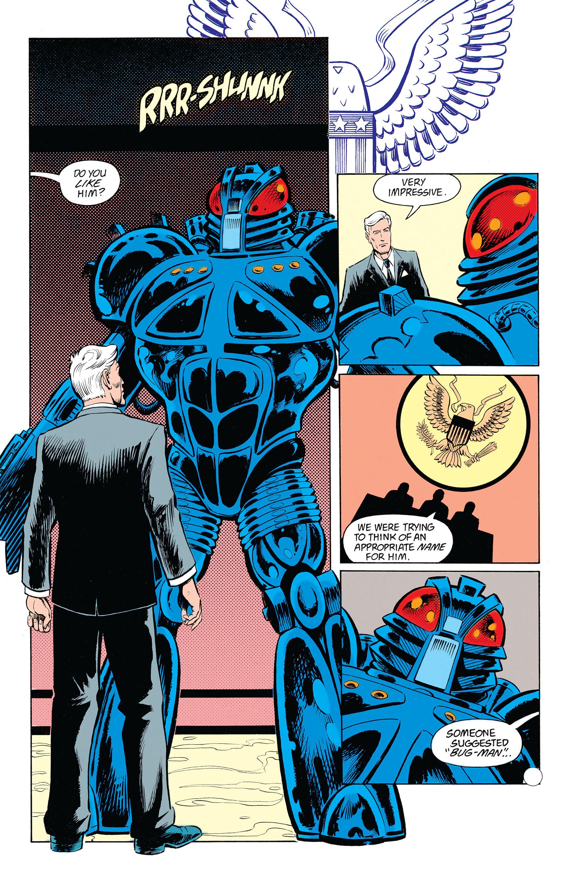 Read online Animal Man (1988) comic -  Issue #20 - 11