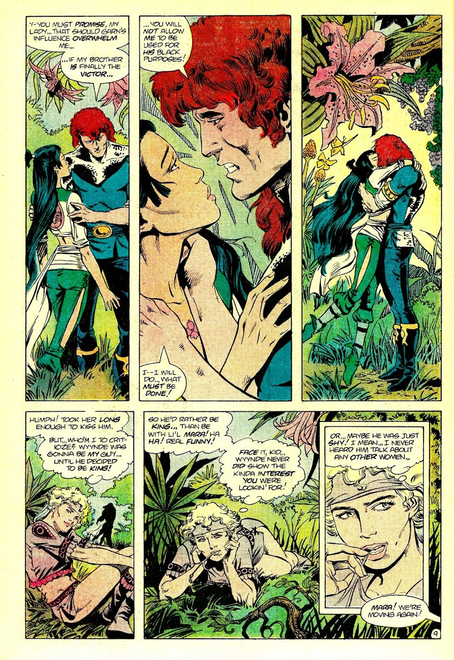 Read online Arion, Lord of Atlantis comic -  Issue #16 - 10