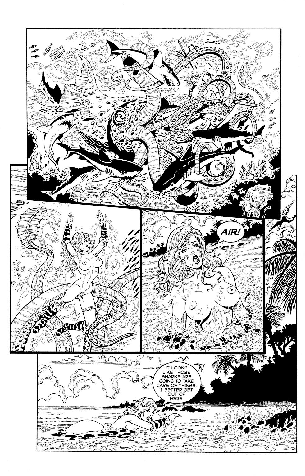 Read online Jungle Fantasy (2002) comic -  Issue #4 - 13