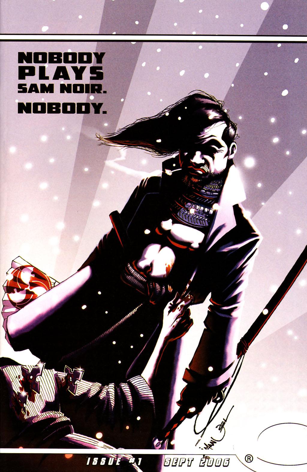 Read online ShadowHawk (2005) comic -  Issue #14 - 26