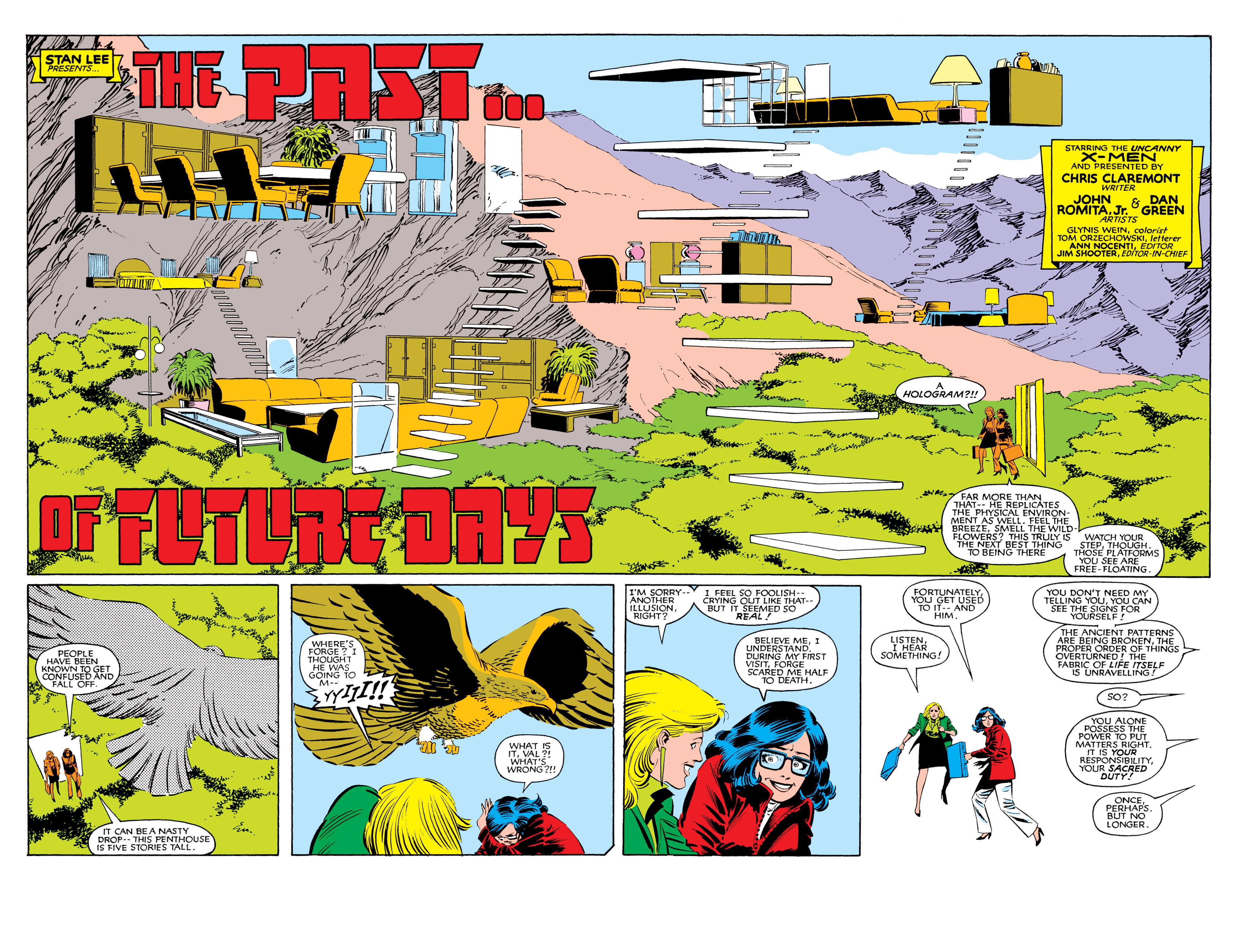 Read online Uncanny X-Men (1963) comic -  Issue #184 - 3