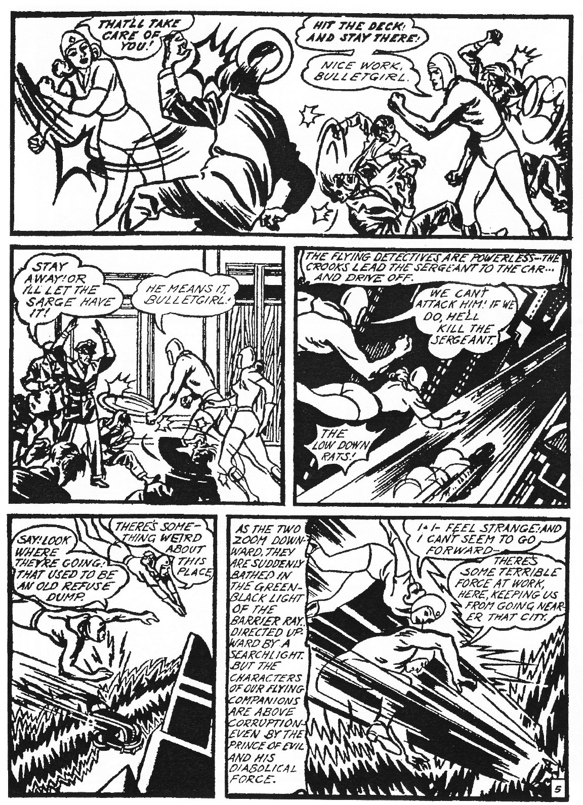 Read online Men of Mystery Comics comic -  Issue #77 - 30