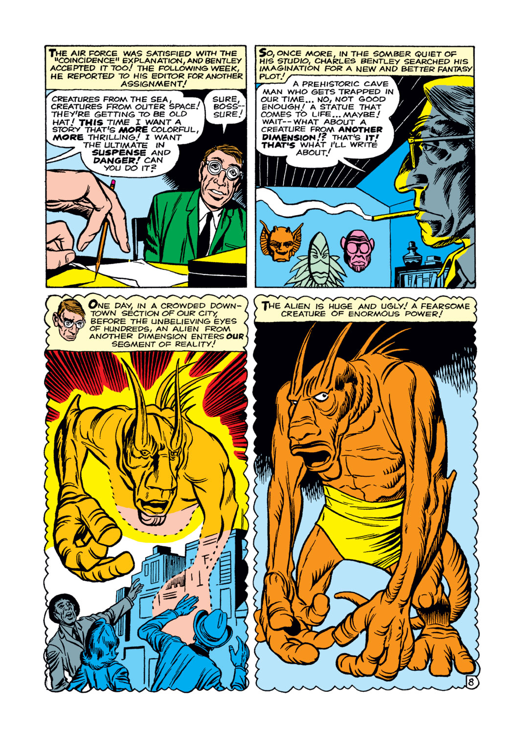 Tales to Astonish (1959) issue 20 - Page 10