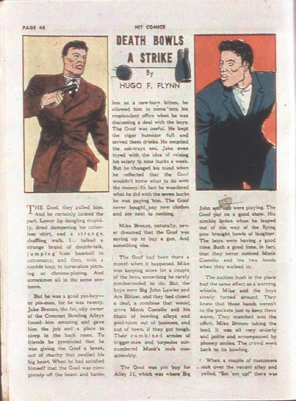Read online Hit Comics comic -  Issue #21 - 50