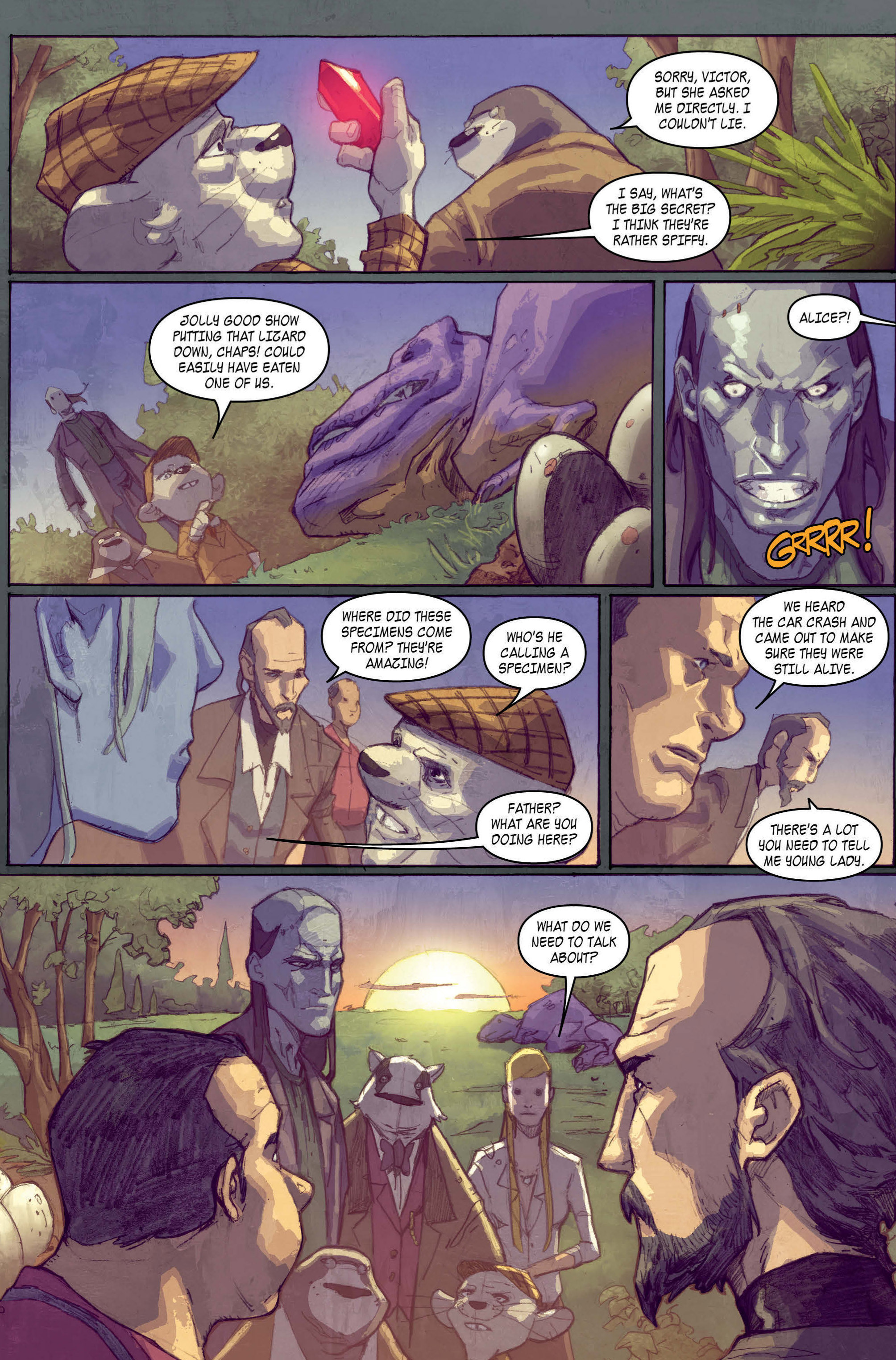 Read online A1 comic -  Issue #5 - 11