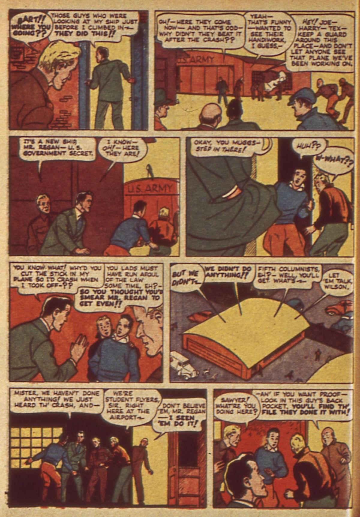Read online Detective Comics (1937) comic -  Issue #49 - 18